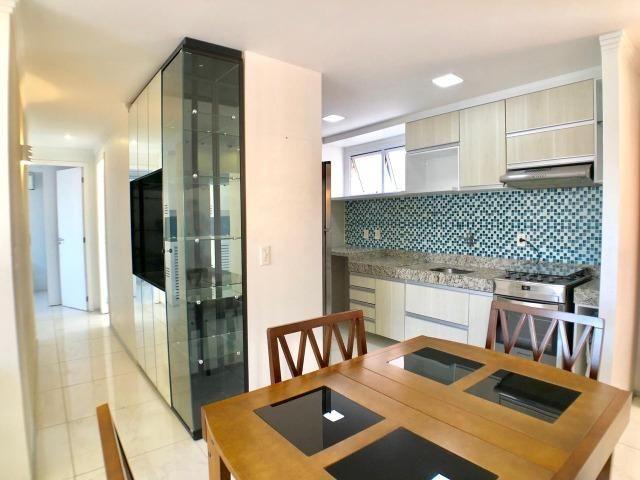Apartamento no Reserva Passaré com 3 quartos, 2 vagas e todo Projetado - Foto 2