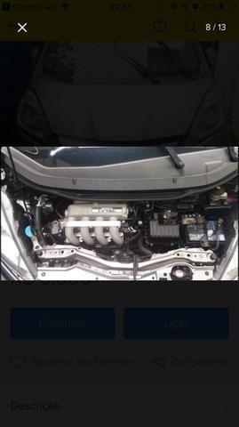 Honda Fit Ex Automático - Foto 5