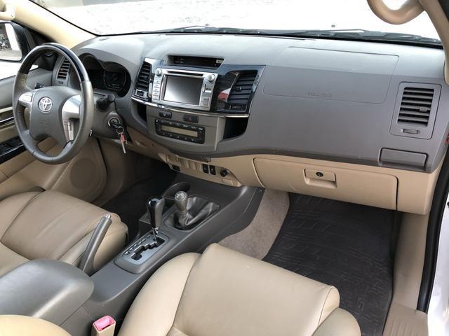 Toyota hilux sw4 srv ano/2013 - Foto 17