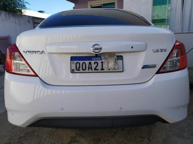 Nissan Versa 1.6 Automático - Foto 5