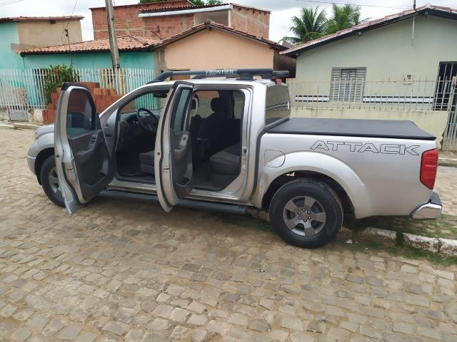 Nissan Frontier SE Attack 2012/2013 4x2 - Foto 2