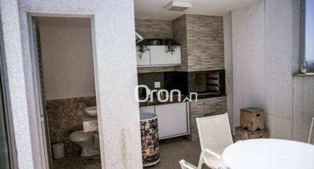 Cobertura com 3 dormitórios à venda, 170 m² por R$ 890.000,00 - Jardim Goiás - Goiânia/GO - Foto 17