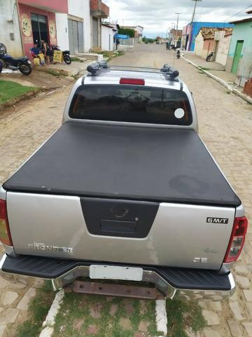 Nissan Frontier SE Attack 2012/2013 4x2 - Foto 8