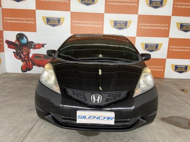 Honda Fit LX 1.4 Automático + Couro - Foto 2