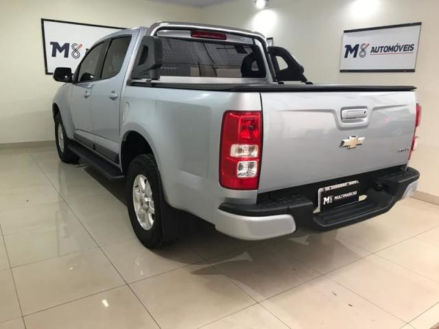 CHEVROLET S10 2.5 LT 4X2 CD 16V FLEX 4P MANUAL - Foto 6
