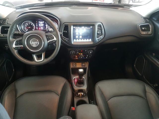 COMPASS 2018/2019 2.0 16V FLEX LONGITUDE AUTOMÁTICO - Foto 10
