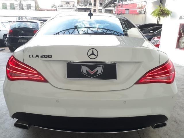 M.Benz CLA 200 1.6 First Edition tb 2013/2014 Branca - Foto 6