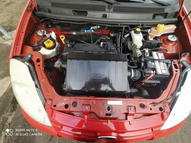 Vendo Ford Ka, 2011, pneus zero, excelente estado - Foto 6