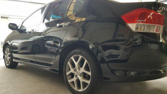 Honda City 1.5 automático EXL completíssimo, impecavel - Foto 13