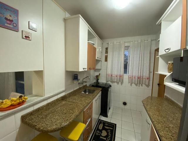 Apartamento 1 Dormitorio Garagem Coberta no Res.Vila Ventura em Coqueiros - Foto 7