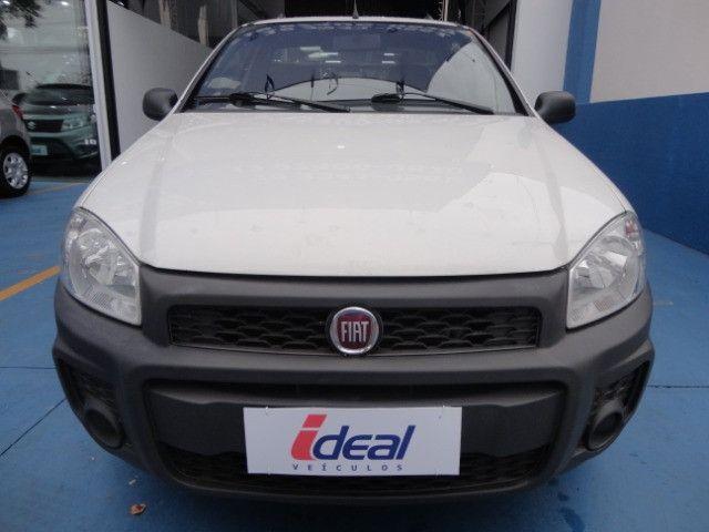 Fiat Strada 1.4 Mpi Hard Working Cs 8v Flex 2p Manual 2019 - Foto 2