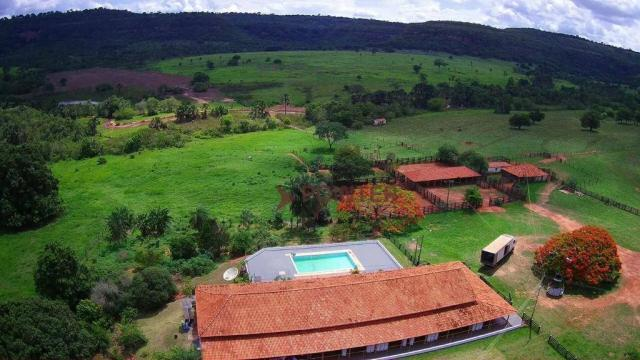 Fazenda à venda, 5614400 m² por R$ 15.000.000,00 - Zona Rural - Cachoeira Alta/GO - Foto 14