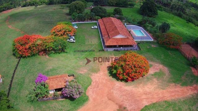 Fazenda à venda, 5614400 m² por R$ 15.000.000,00 - Zona Rural - Cachoeira Alta/GO