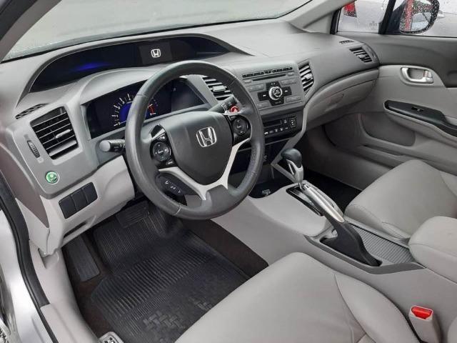 Honda Civic 2014 LXR 2.0 automático - Foto 8
