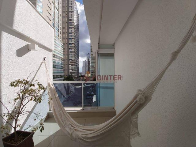 Apartamento Duplex com 3 quartos à venda, 155 m² Setor Bueno - Foto 16