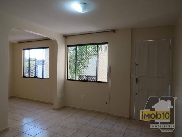Apartamento com 2 dormitórios para alugar, 56 m² por R$ 950,00/mês - Edificio Itatiaia - F - Foto 7