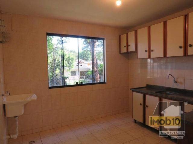 Apartamento com 2 dormitórios para alugar, 56 m² por R$ 950,00/mês - Edificio Itatiaia - F - Foto 5