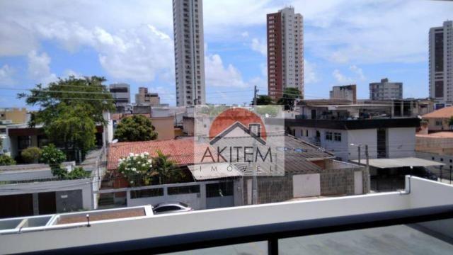 Apartamento com 3 quartos para alugar, 64 m² por R$ 1.800/mês - Casa Caiada - Olinda/PE - Foto 9