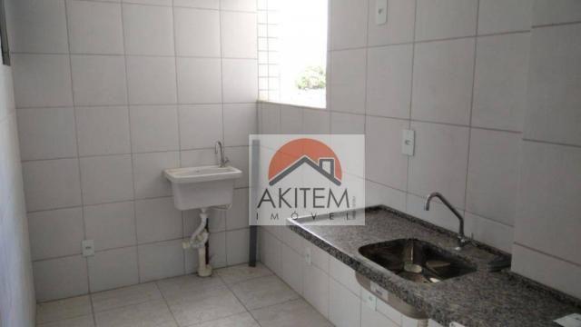 Apartamento com 3 quartos para alugar, 64 m² por R$ 1.800/mês - Casa Caiada - Olinda/PE - Foto 11