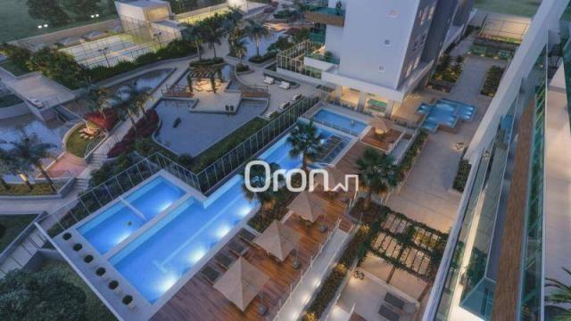 Apartamento à venda, 137 m² por R$ 880.000,00 - Park Lozandes - Goiânia/GO - Foto 13