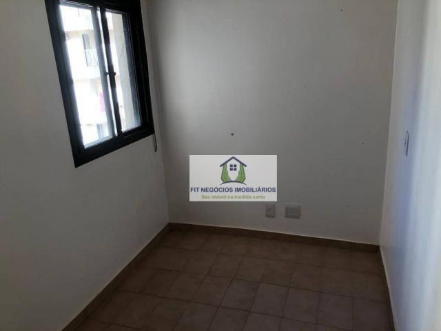 Apartamento com 4 dormitórios para alugar, 190 m² por R$ 2.700/mês - Centro - São José do  - Foto 5