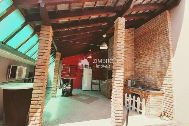Casa dos Seus Sonhos! 3 Dormitórios, Garagem, Jardim, Churrasqueira, Pronta para Você. - Foto 13