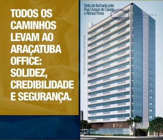 Sala para alugar, 36 m² por R$ 1.800,00/mês - Centro - Araçatuba/SP - Foto 13