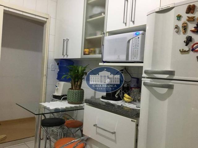 Apartamento com 3 dormitórios à venda, 88 m² por R$ 290.000 - Saudade - Araçatuba/SP