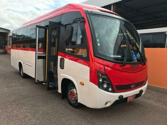 Micro ônibus 2013 916 Mercedes Benz - Foto 2
