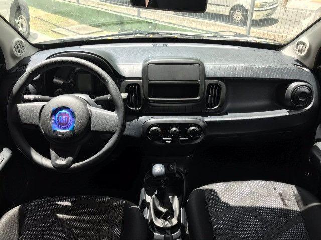 Fiat 0KM Mobi Like 1.0 2021/2021 Branco | Oferta: R$ 48.740,00 - Foto 4