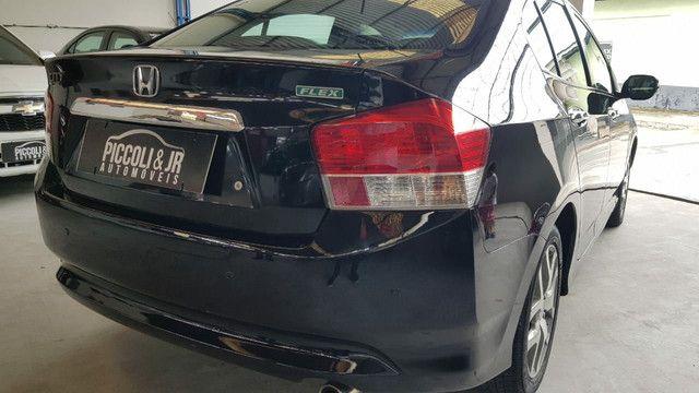 Honda City 1.5 automático EXL completíssimo, impecavel - Foto 16