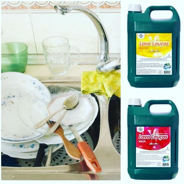 Produtos de limpeza Mix Clean  - Foto 4