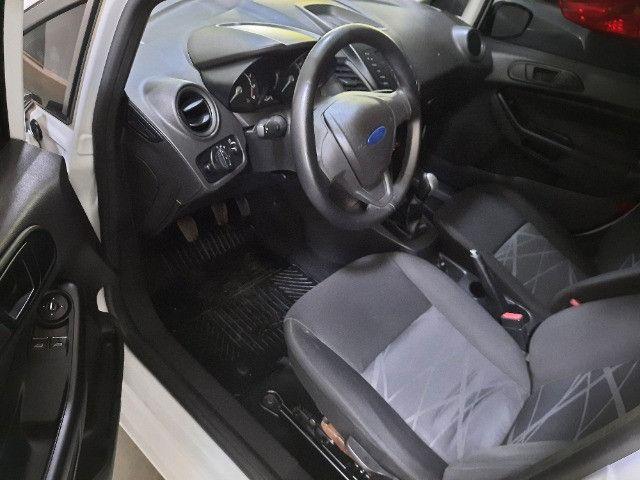 Ford Fiesta SE 1.6 8V Flex 107CV 4x2 4P - Foto 9