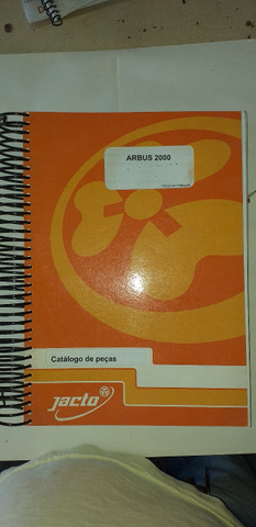 Catálogo peças, manual, Ad7b, Uniport, FG85, FR12, FB80, 70ci, FH200, 4CT - Foto 18