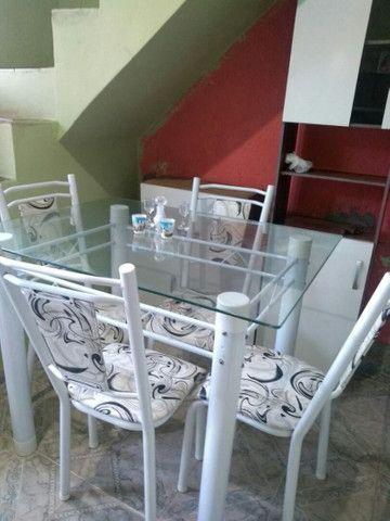 Bicama +armario+mesa c/4cadeiras e a mesi ha e cama box - Foto 3