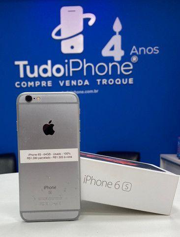 IPhone 6s - 64GB - Usado