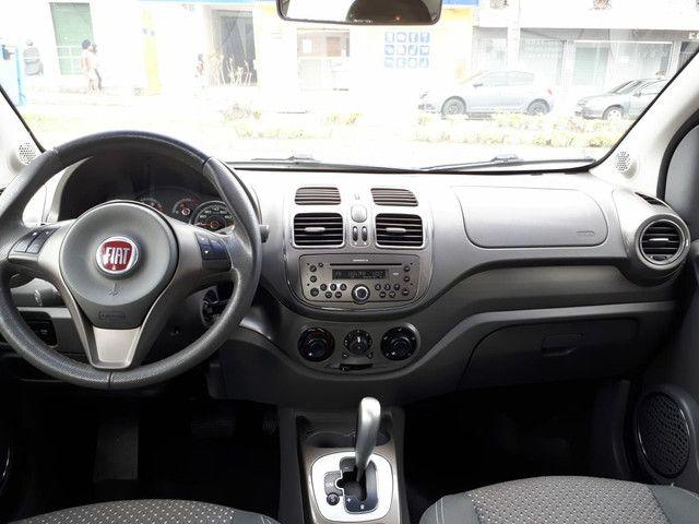 Fiat Gransiena 1.6  automático, toda revisado , impecável - Foto 12