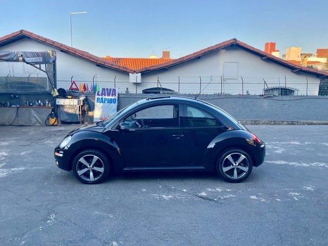 New Beetle Fusca 10/10 Automático IMPECÁVEL  - Foto 7