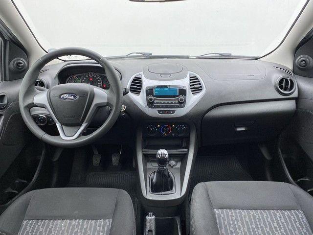 Ford KA Ka 1.5 SE/SE PLUS 16V Flex 5p - Foto 12