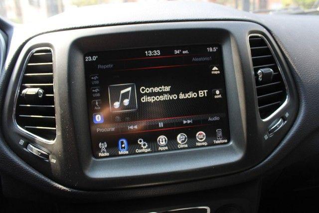 Jeep Compass Longitude 2.0 Automático 2017 - Foto 12