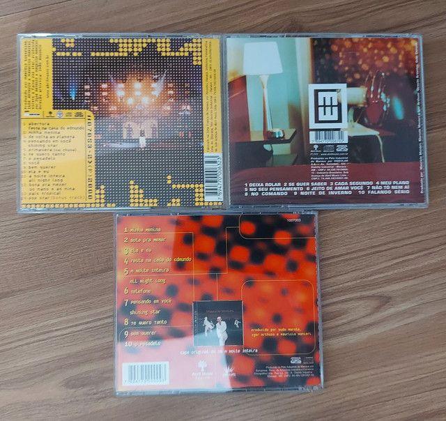 Combo Mauricio Manieri - 3 CDs + 1 DVD - Foto 2