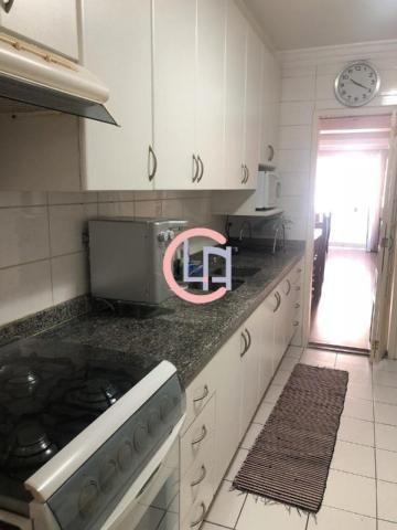 Apartamento para aluguel, 4 quartos, 2 suítes, 2 vagas, Centro - São Bernardo do Campo/SP - Foto 8
