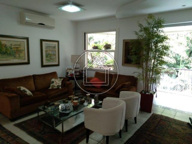 Apartamento à venda com 4 dormitórios em Leblon, Rio de janeiro cod:892920 - Foto 9