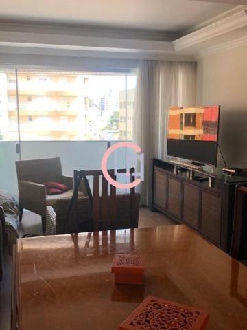 Apartamento para aluguel, 4 quartos, 2 suítes, 2 vagas, Centro - São Bernardo do Campo/SP - Foto 2