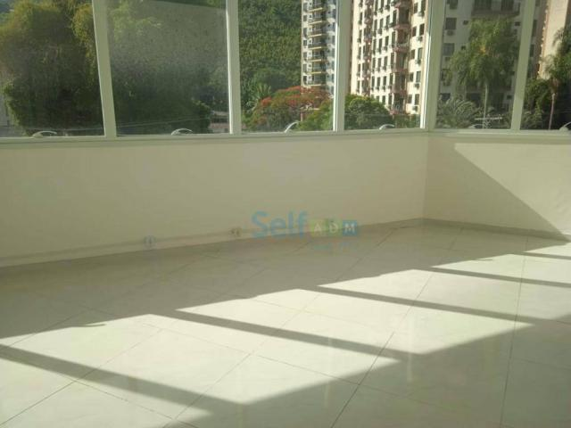 Sala para alugar, 29 m²em Santa Rosa - Niterói/RJ - Foto 8