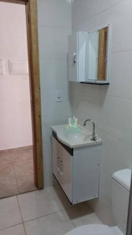 Kitnet com 1 dormitório para alugar com 26 m² por R$ 750/mês no Parque Morumbi II em Foz d - Foto 8