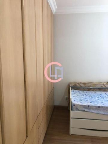 Apartamento para aluguel, 4 quartos, 2 suítes, 2 vagas, Centro - São Bernardo do Campo/SP - Foto 9