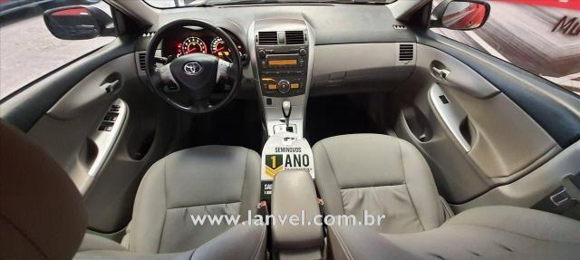 COROLLA 2011/2012 2.0 XEI 16V FLEX 4P AUTOMÁTICO - Foto 10