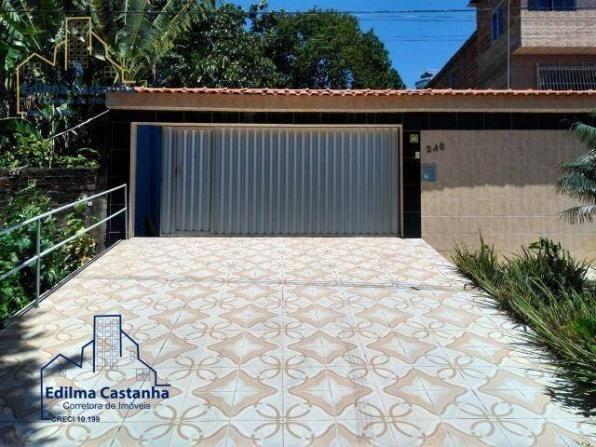 Excelente casa com 3 dormitórios à venda por R$ 420.000 - Barro - Recife/PE