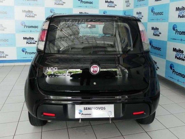Fiat UNO  ATTRACTIVE 1.0 Fire Flex 8V 5p - Foto 4